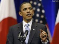 Obama job approval rating drops under 50 per cent