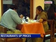 Paying a fortune eating out? Blame rising veg prices