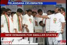 Telangana fallout: Demands for new states in other regions grow louder