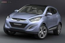 Hyundai's compact SUV coming to India in 2015