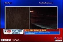 Odisha: Glass, wood, asbestos sheets fly in Gopalpur after cyclone Phailin hits coast