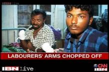 Odisha: Bonded labourers hands chopped for refusing to work