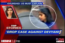 News 360: Drop case against Devyani, India to US