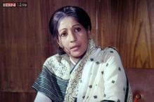 Veteran actress Suchitra Sen on ventilator support, but stable