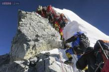 Narendra Modi congratulates two youngsters for climbing Mt Everest