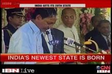 It's official! Telangana is now India's 29th state