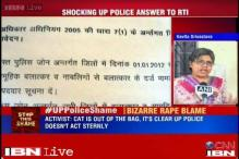 UP Police shares same views as their political masters, says activist Kavita Srivastava