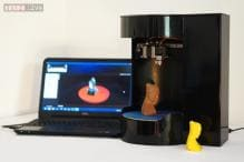 The world's first compact 3D printer with 360-degree scanning feature unveiled