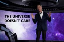 Bill Nye wants to make it perfectly clear: The universe doesn't care about you