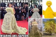 Sonam Kapoor takes a dig at detractors for mocking her fashion choice at Cannes 2015