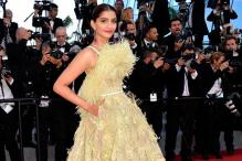 Cannes 2015: Sonam Kapoor takes her biggest fashion risk in frou frou Elie Saab gown, gets mixed reviews
