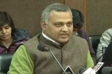 Somnath Bharti Booked for Instigating Men to Misbehave With Woman