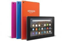 Amazon announces 7 new additions to its Fire family: 4 Fire tablets, 3 Fire TVs