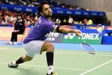 Badminton: Parupalli Kashyap retires against Rajiv Ouseph in French Open