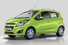 The new Chevrolet Beat launched in India at Rs 4.28 lakh onwards