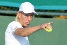 Martina Navratilova Hits Out at BBC Over Pay Disparity
