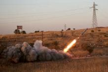 Major Israeli Raids Hit 'Iranian' Targets in Syria After Rocket Fire