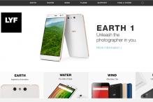 Reliance Retail launches dedicated website for LYF 4G smartphones