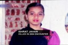 Ambulance service named after Ishrat Jahan should stop: Maharashtra CM
