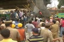 Metro Project Shuttering Collapses in Lucknow, 1 Killed