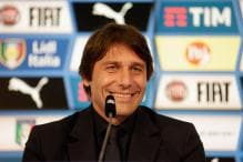 Chelsea Boss Antonio Conte 'Best' Choice to Manage Italy