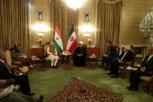 Modi Meets Iranian President; India to Sign Chabahar Port Deal