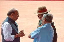 Rajnath, Parrikar Hold Meet to Review Security Situation