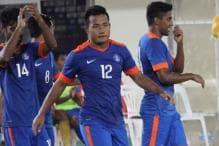 India Climb Three Spots to 99 in FIFA Rankings