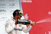 Singapore GP: Lewis Hamilton Wins Rain-hit Race