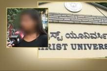 Students Against Dress Code in Bengaluru Christ University