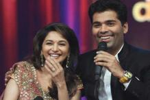 Madhuri Dixit And Karan Johar Unveil First Look Of Bucket List, Check It Out