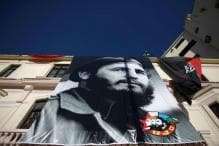 Fidel Castro's Ashes Begin a Four-day Journey Across Cuba from Havana
