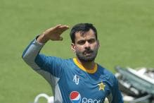 Pakistan Recall Mohammad Hafeez After Bowling Action Cleared
