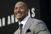 Dwayne Johnson To Wear All-Black To Support MeToo Movement At Golden Globes