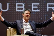 Ex-Uber CEO Kalanick Plans to Create Jobs in India, China