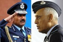 SP Tyagi Should Not be Treated Like Common Criminal: IAF Chief Arup Raha
