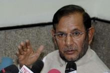 Rebel JD(U) Leader Sharad Yadav to Form His Own Party, Submits Application Before EC