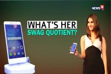 Star Tech: Vaani Kapoor's Technology SWAG Quotient With Honor 6X