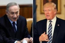 Netanyahu to Talk With Trump About Attending Opening of US embassy in Jerusalem
