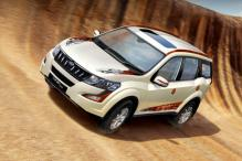 2018 Mahindra XUV500 Facelift Spied Completely Undisguised