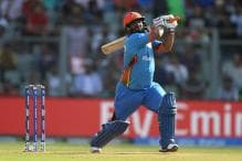 Afghanistan Batsman Shahzad Suspended for Two Matches
