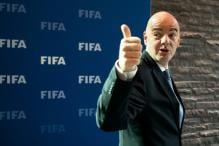Infantino Calls U-17 World Cup a 'Resounding Success' But Remains Non-Committal on U-20 Bid