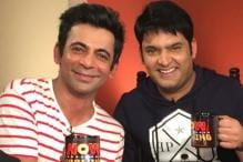 Memories Created With Kapil Sharma Bigger Than Anything Else: Sunil Grover