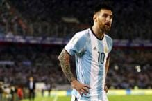 Generous Lionel Messi Donates Winnings From Case to Charity