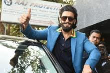 Ranveer Singh Inaugurates 'Ranveer On Tour' Train In Switzerland