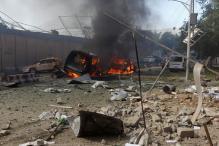 Afghan Suicide Bomber Kills At Least 10 at Wrestling Match