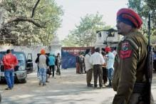 Search Operations in Pathankot After Abandoned Bag Found