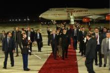 PM Narendra Modi Arrives in Paris for Last Leg of Four-nation Tour