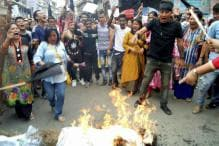 Blow to Mamata as Many TMC Members Quit to Join Gorkhaland Protest