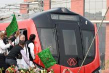 CM Yogi to flag off Lucknow Metro, PM Modi May Join Too